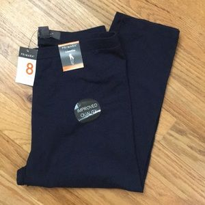NWT Primark Cropped Leggings - Navy US size 4